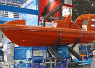 High Speed Lifeboat Rescue Boat With SOLAS Approval Reinforced Plastic Material