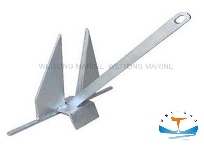Danforth Anchor Marine Boat Anchors Light Duty Hot Dip Galvanized 1.5kgs-68kgs