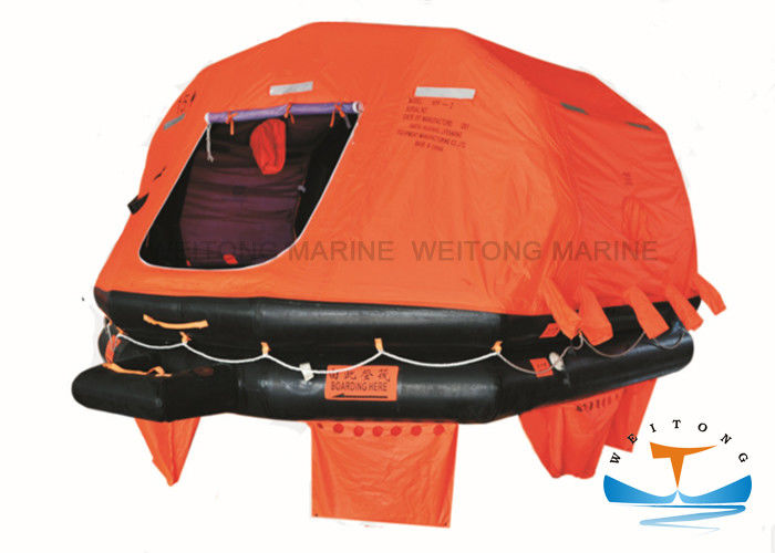 A / B Pack Type 25 Person Life Raft Self - Recovery For Large Ship Sailing