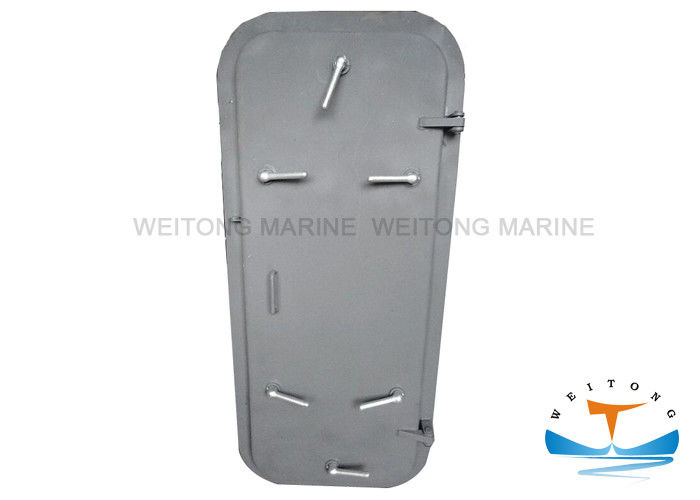 Customized Watertight Doors On Ships , 0.06Mpa-0.5Mpa Pressure Aluminum Marine Doors