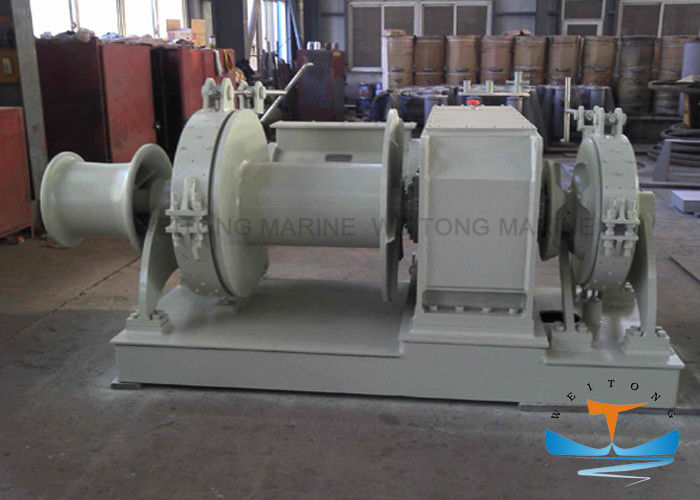 Custom Marine Anchor Windlass Iron Material 12.5-50mm Diameter Large Lifting Weight