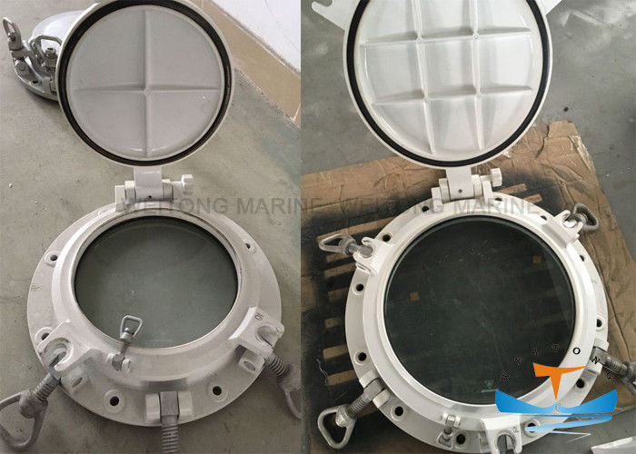 Welded Fixed Marine Windows For Boats Common Hinged Opeing Side Scuttle