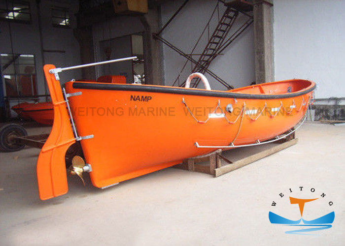 Solas Approved 7m Lifeboat in Open Type for 32 Persons with Engine