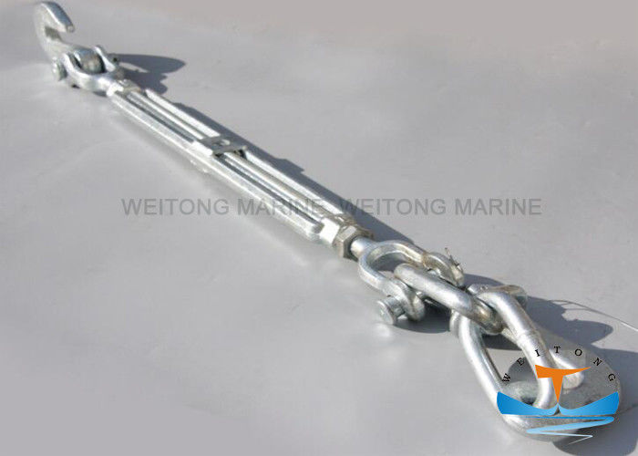 Lashing Turnbuckle Rigging Lifting Equipment With Pellcan Pear Shape Link