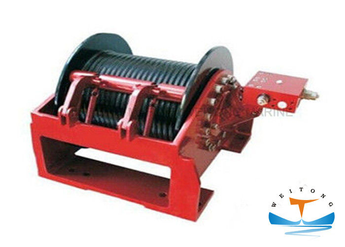 Small Size Marine Electric Winch 9-30mm Perfect Erosion Resistant Coating
